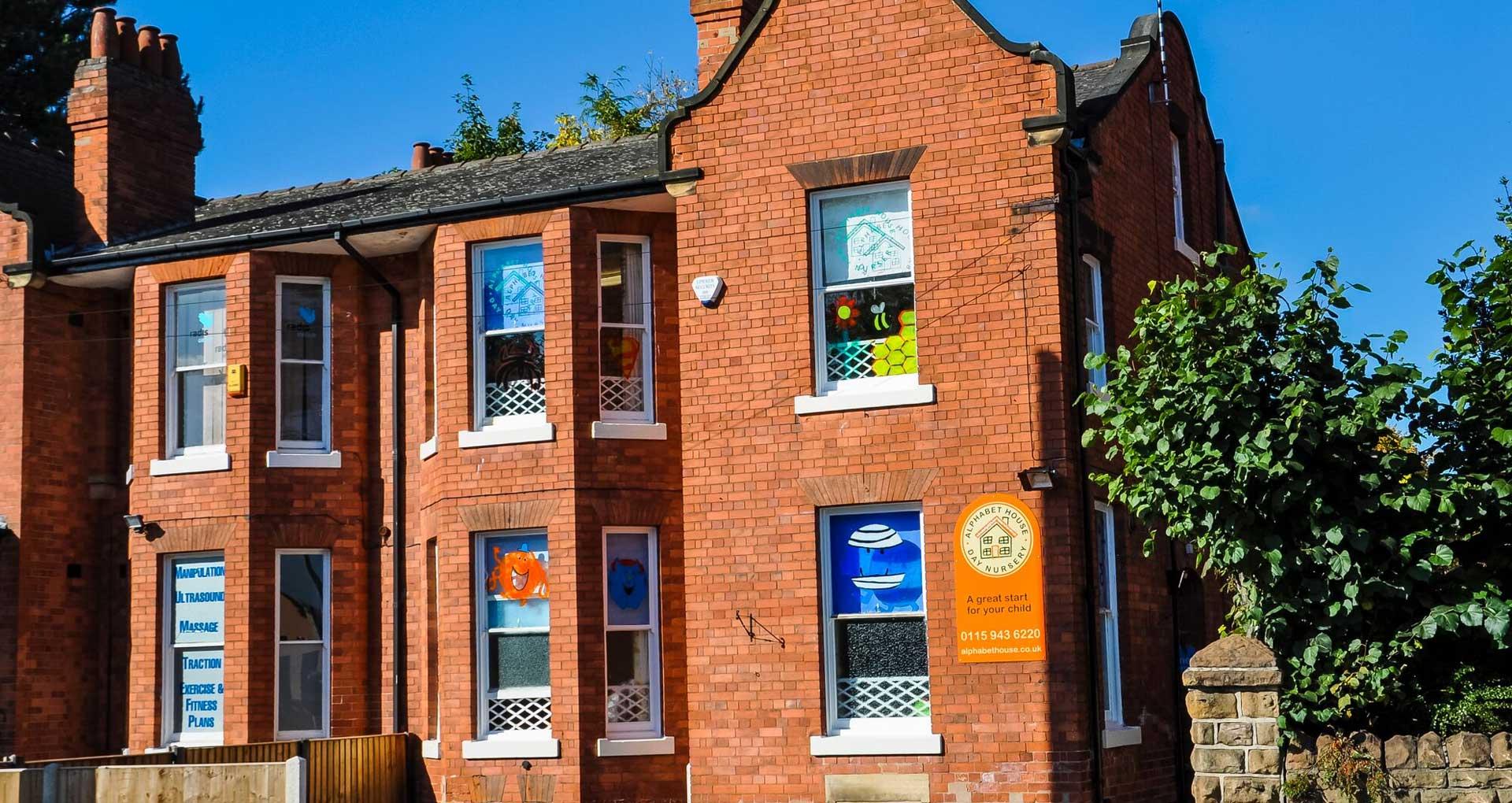 Beeston | Alphabet House